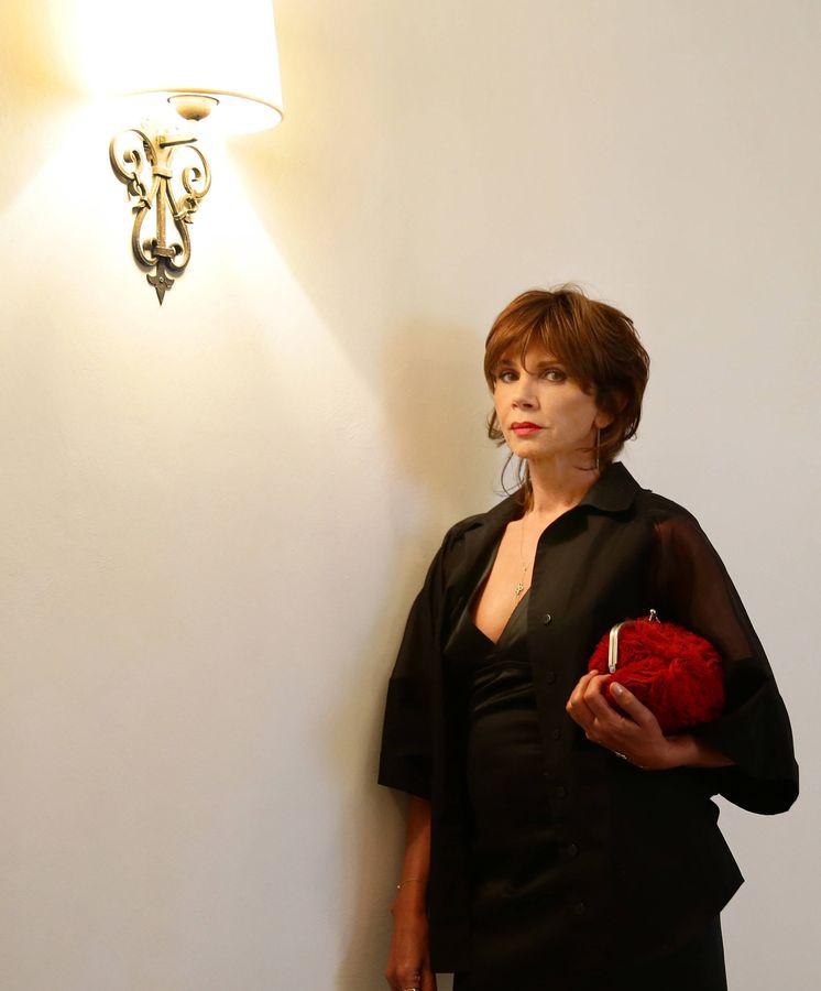 Foto:  Victoria Abril es una gran estrella en Francia. (Getty)