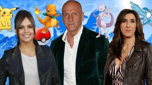 De Cristina Pedroche a Paz Padilla: los famosos adictos a Pokemon