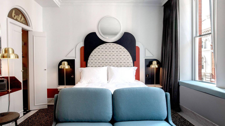 El Henrietta Hotel se encuentra en Covent Garden.