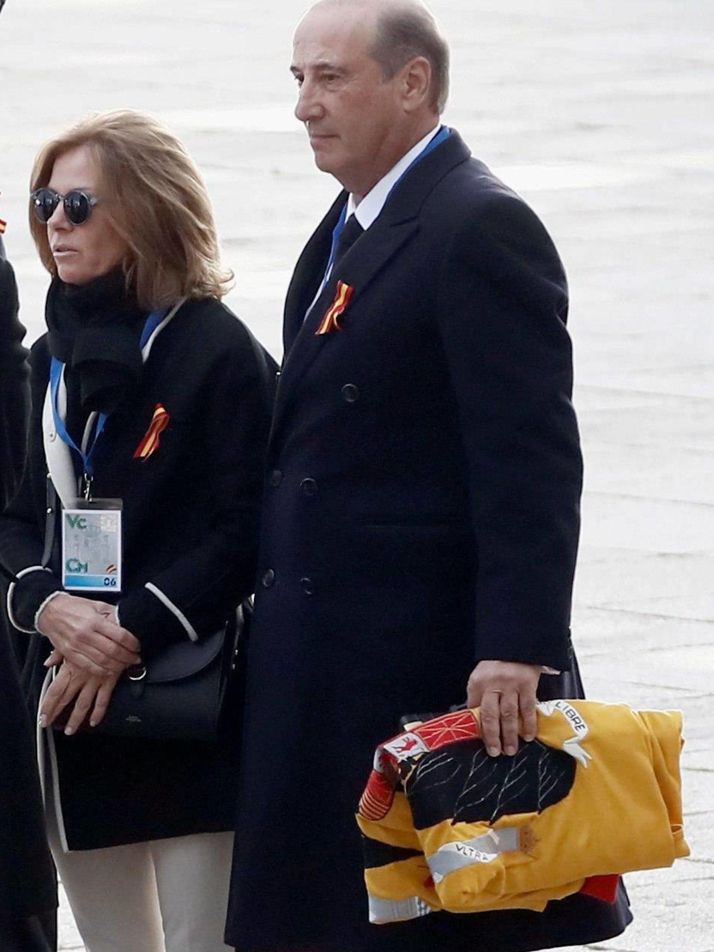 Francis Franco y Arancha Martínez-Bordiú (Cordon Press)