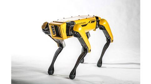 SpotMini: el robot 'Black Mirror' que necesita en su oficina