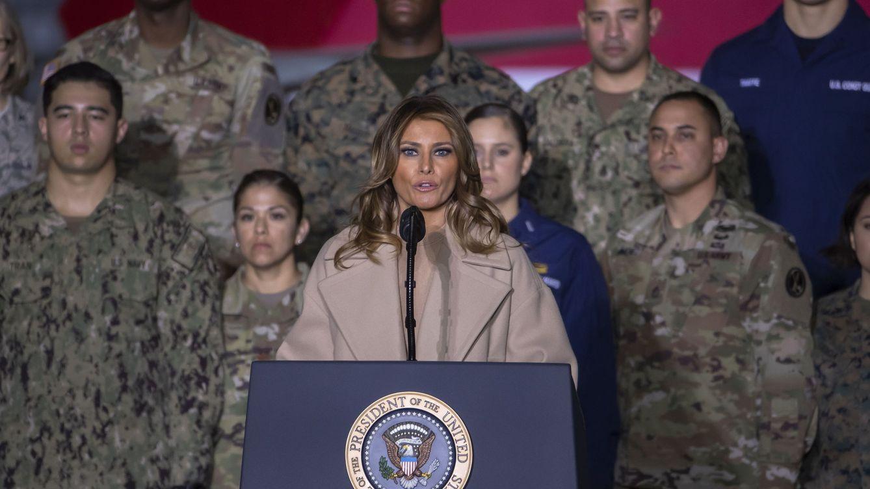 Melania vs Ivanka Trump: un nuevo duelo de abrigos de altura