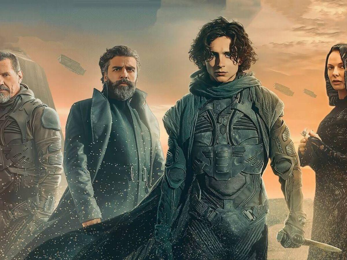 Foto: Imagen promocional de 'Dune' (2021)