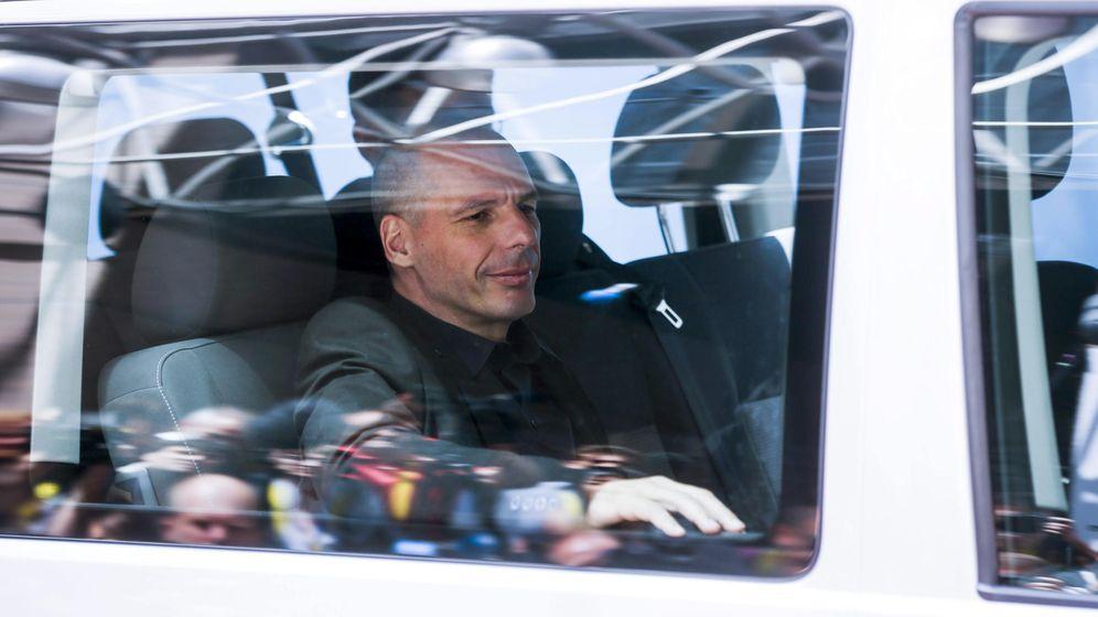 Foto: El ministro de Finanzas griego, Yanis Varufakis.