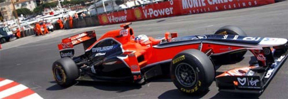 Virgin Racing deja en mal lugar a Ecclestone tras abandonar sus baratos métodos aerodinámicos