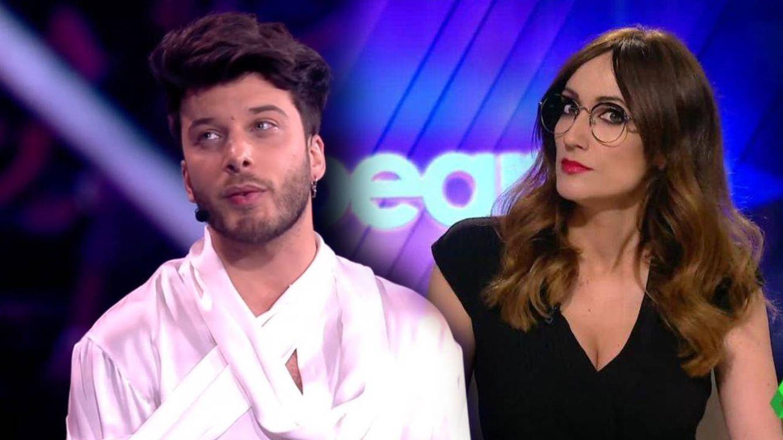 Lluvia de críticas a Ana Morgade por cargar contra Eurovisión en defensa de Blas Cantó