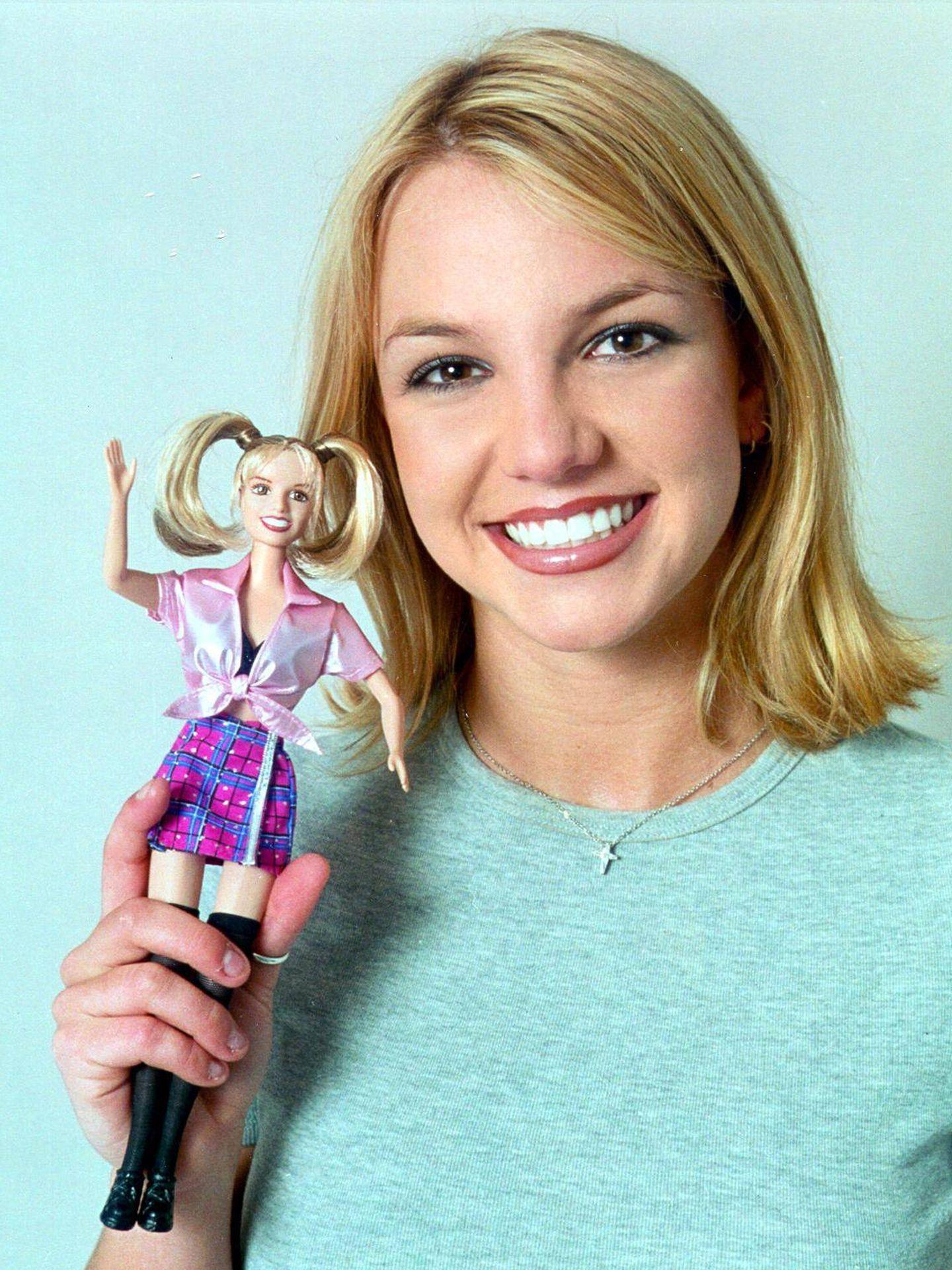 Una joven Britney en 1999. (Getty)