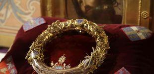 Post de La Corona de Espinas de Jesús y la Túnica de San Luis, salvadas del incendio