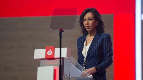Santander gana un 10% menos (1.840 M.) por imprevistos en España, Polonia y UK