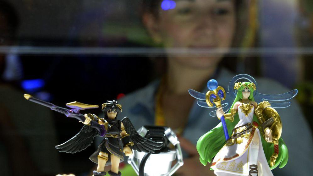 Foto: Feria de videojuegos E3, en Los Ángeles. (EFE)