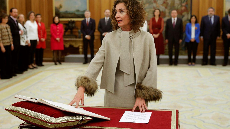 María Jesús Montero. (EFE)