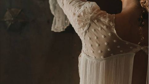 Flecos y plumeti: las tendencias para vestidos de novia