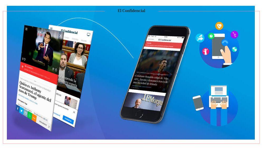 Foto: Nuevas funcionalidades para mejorar la experiencia móvil