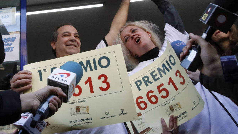 Cada español gastará 67 euros en Lotería de Navidad, uno más que en 2017