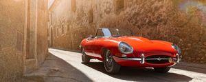 Foto: Pasado, presente y futuro de Jaguar, en exposición