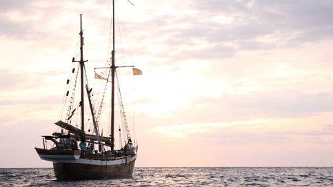 A bordo del pesquero noruego que limpia la basura que ahoga al Mediterráneo