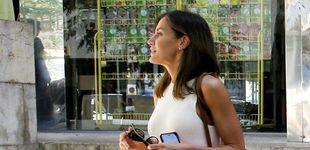 Post de Letizia apuesta por Mango y Carolina Herrera en su visita al mercado de Palma