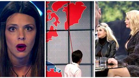 'GH VIP' - Charlotte sale, Belén da la cara y Fran Nicolás queda en ridículo