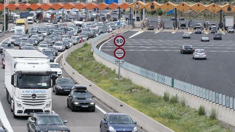 La nacionalización de autopistas lastra a las concesionarias del Ibex con la banca al alza