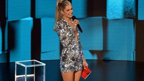 De JLo a Paris Hilton: la alfombra roja de los American Music Awards