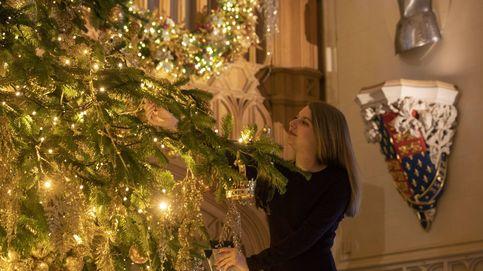 Nos colamos en el palacio de Windsor para ver la decoración navideña de la reina Isabel II