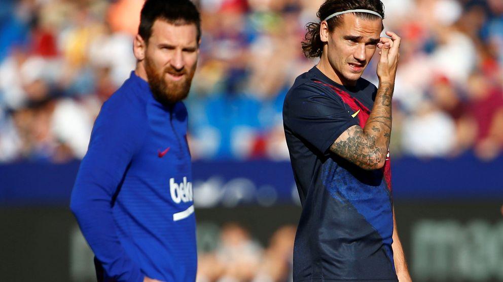 La vuelta de tuerca que faltaba al Barcelona: un lío 'gratis' con Antoine Griezmann
