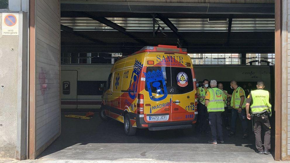Una reyerta en Carabanchel (Madrid) deja dos heridos, uno de ellos muy grave