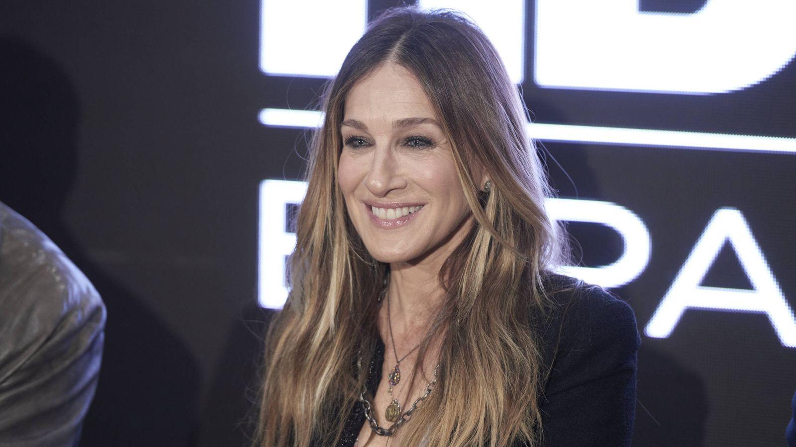 Foto: Sarah Jessica Parker, durante la presentación de HBO España