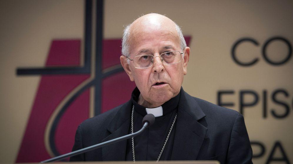 Foto: El presidente de la Conferencia Episcopal Española (CEE), Ricardo Blázquez. (EFE)