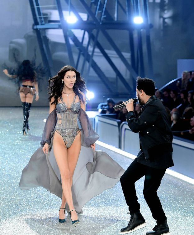 Foto: Bella Hadid y The Weeknd (Gtres)