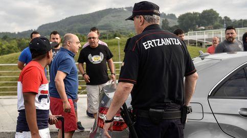 Las mejores fotos de la huelga de taxis en España