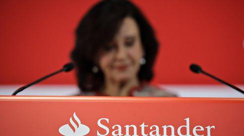 Banco Santander confirma su primer caso de Covid después de implantar el teletrabajo