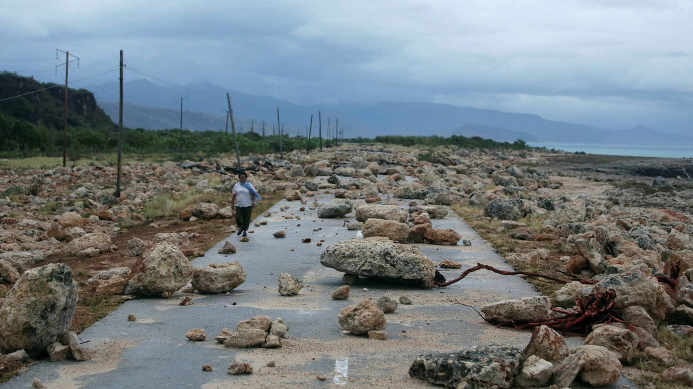 Huracán Matthew: así cubren  las grandes aseguradoras las catástrofes naturales