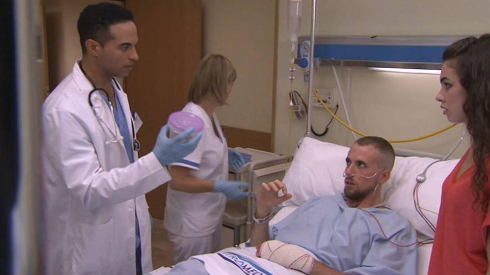 Foto: Imagen de 'Centro médico', producido por Zebra para TVE.