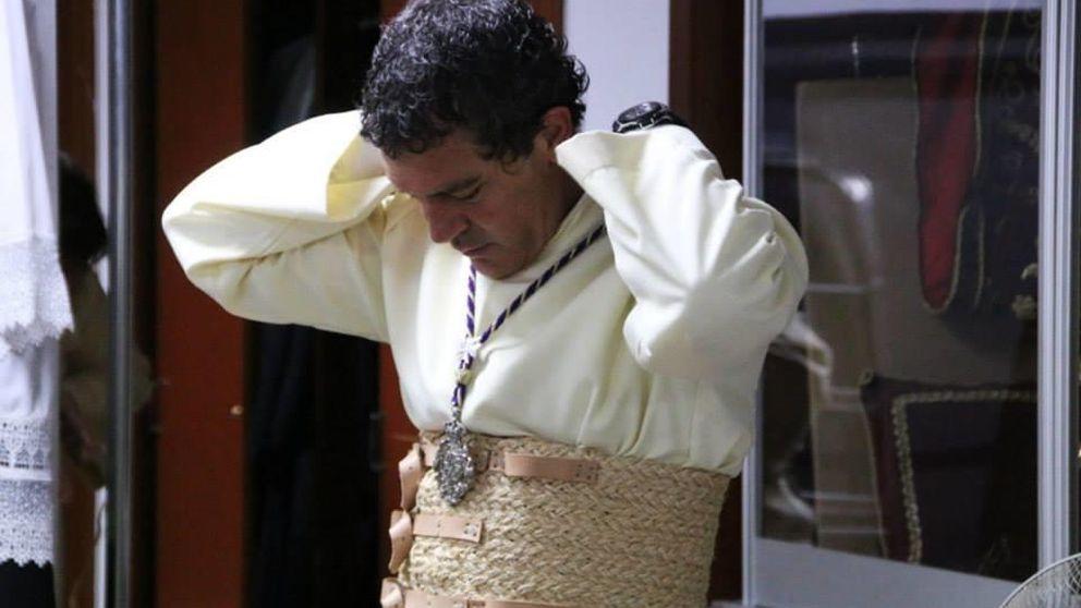 Facebook - Antonio Banderas comparte su pasión de Semana Santa en las redes