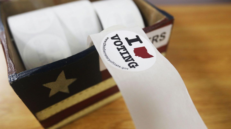 Voto anticipado en el estado de Ohio (Efe)