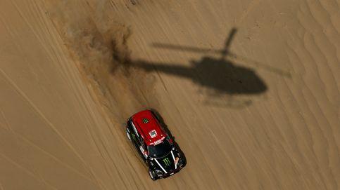 Las espectaculares imágenes del Dakar en el desierto de Perú