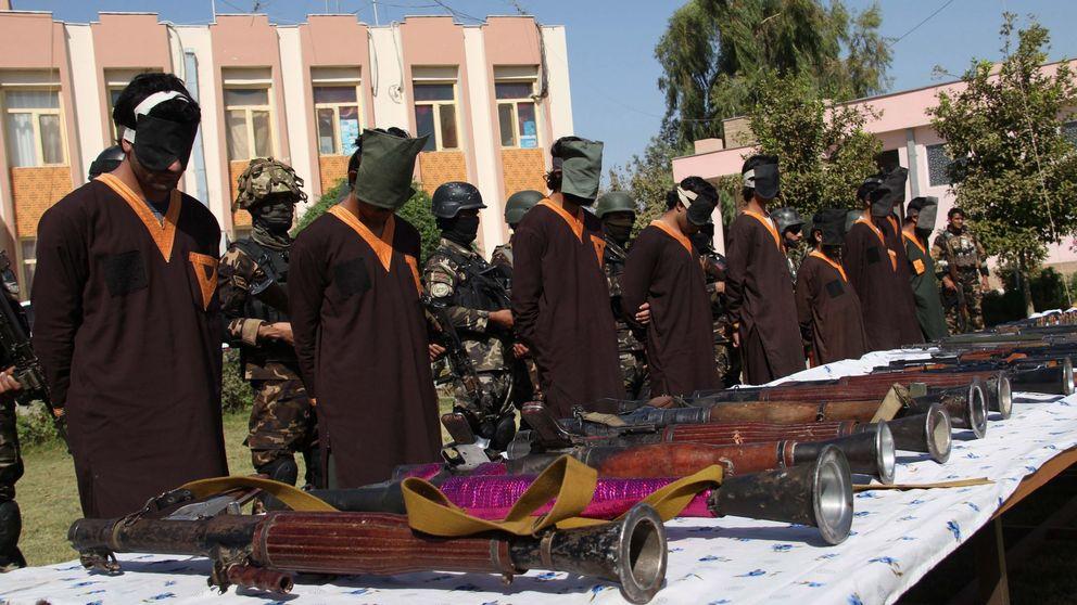Al menos 16 muertos y 40 heridos en una explosión en una mezquita en Afganistán