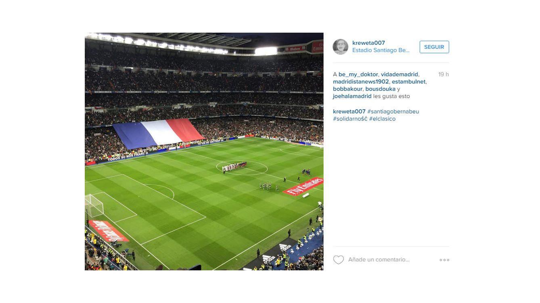 Instagram del parque gu ll a ushua a los lugares de for Puerta 44 bernabeu
