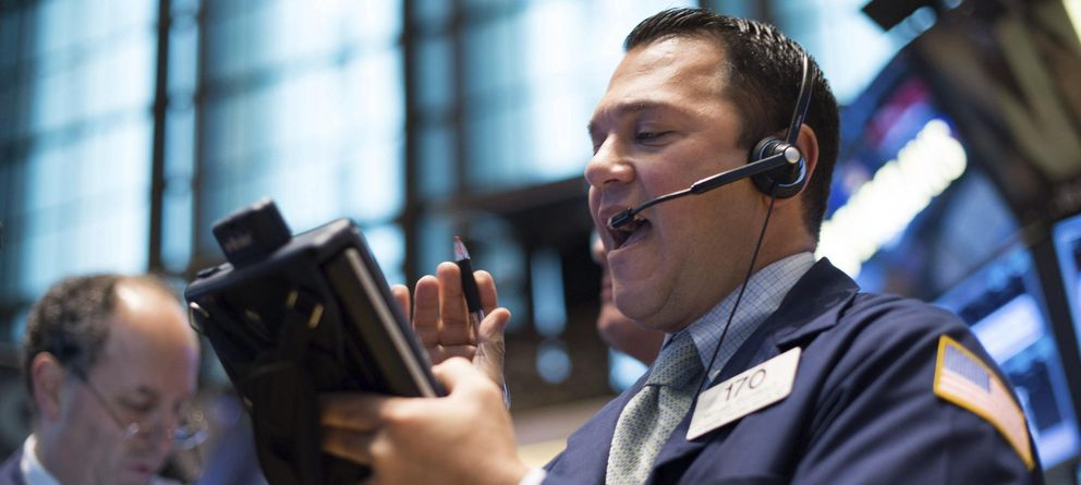 Foto: La caída del paro semanal a niveles del año 2000 devuelve la calma a Wall Street
