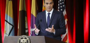 Post de Sánchez se va a California a poner en venta España