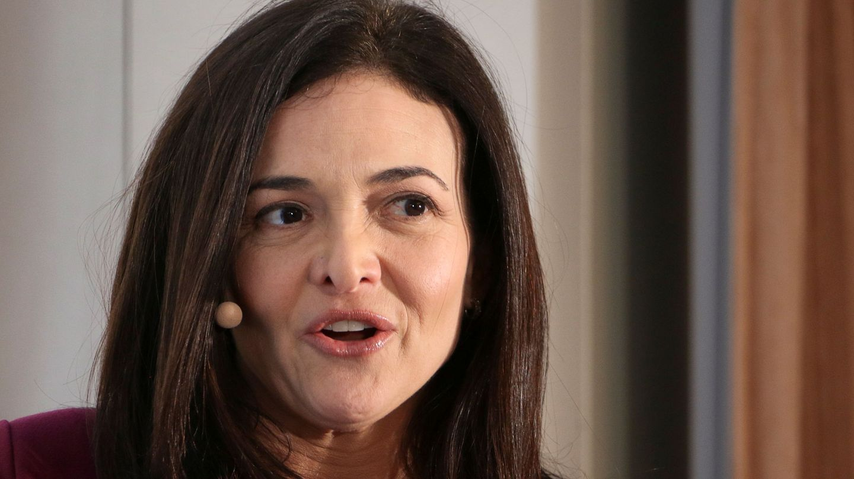 Sheryl Sandberg. (Reuters)