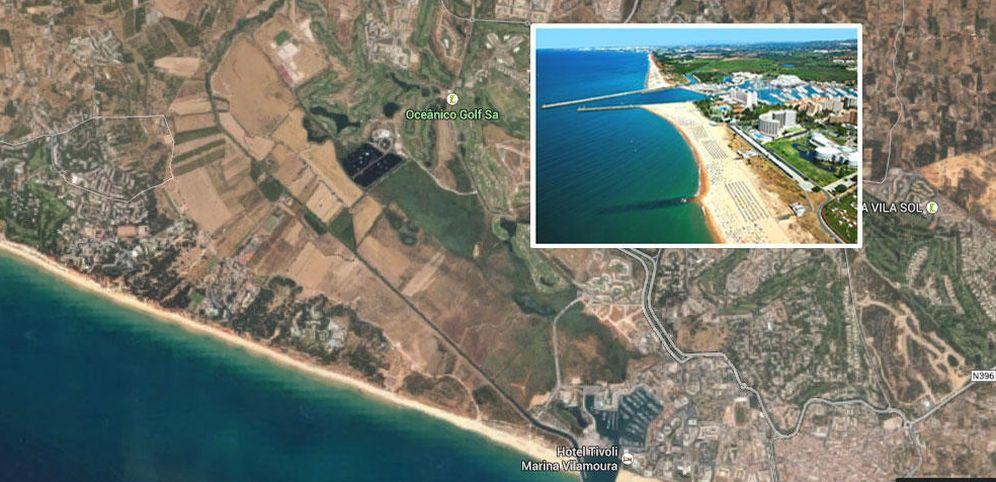 Foto: Lone Star compra por 200 millones a Catalunya Banc un megaresort en el Algarve