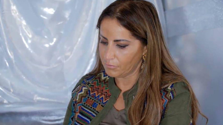 Raquel Salazar, en 'Los Gipsy Kings'. (Cuatro)