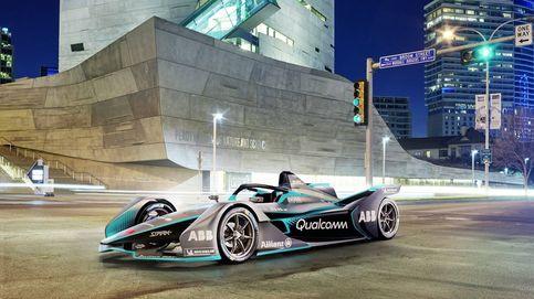 El diseño futurista de la Fórmula E para conquistar las carreras
