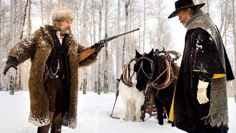 Tarantino le echa un pulso al cine digital en su última película... y lo pierde
