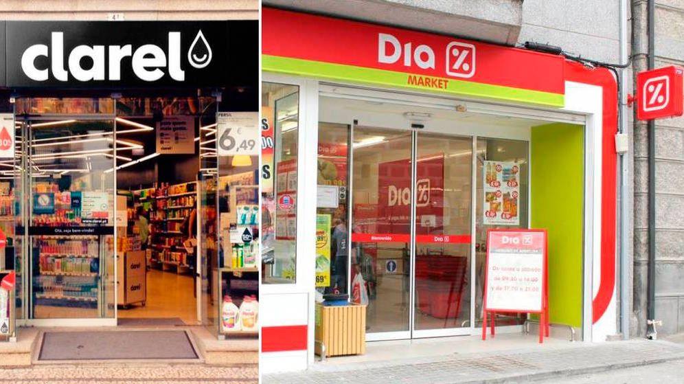 Foto: Clarel es la perfumería con mayor superficie de venta en toda España.