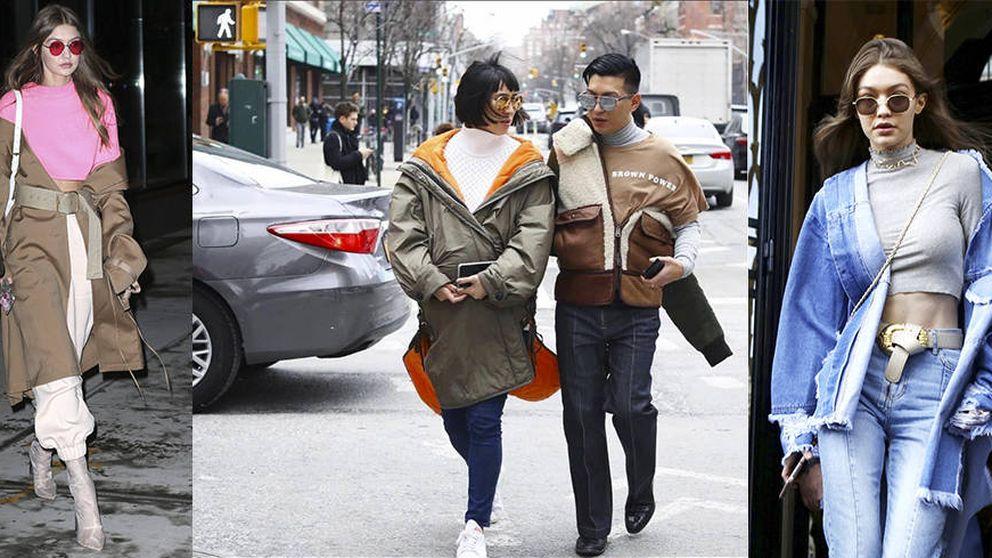 ¿Trendy o mamarracha? Así llevan las chaquetas los millennials