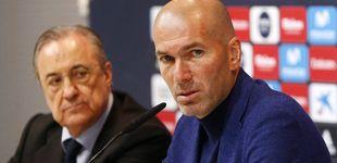 Post de Fuego amigo en el Bernabéu: Florentino dispara contra Zidane y algunos jugadores