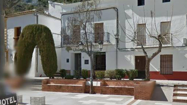 Sucursal de Unicaja en Benadalid, Andalucía. (Google Maps)